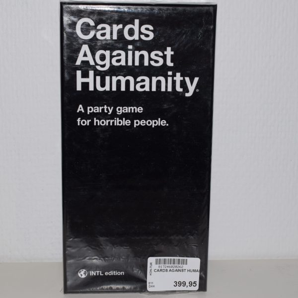 Spil: Cards against humanity